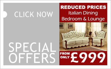 Special Offers on Italian Furniture by EM Italia