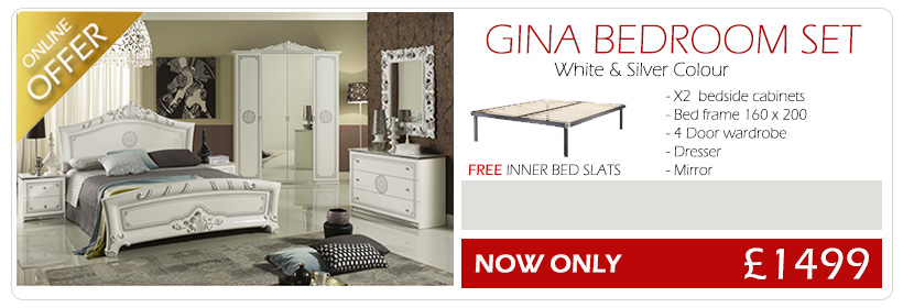 Gina-italian-bedroom-set-white-silver