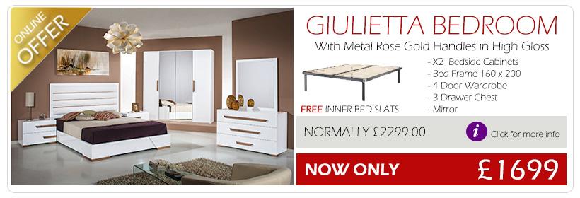 Giulietta-white-gloss-bedroom-furniture-set