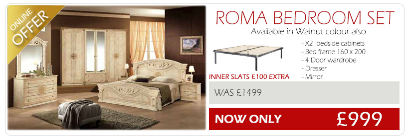 Roma-bedroom-set