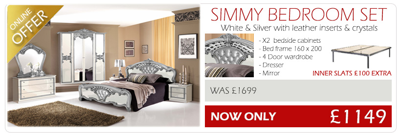 Simmy-bedroom-silver-leather