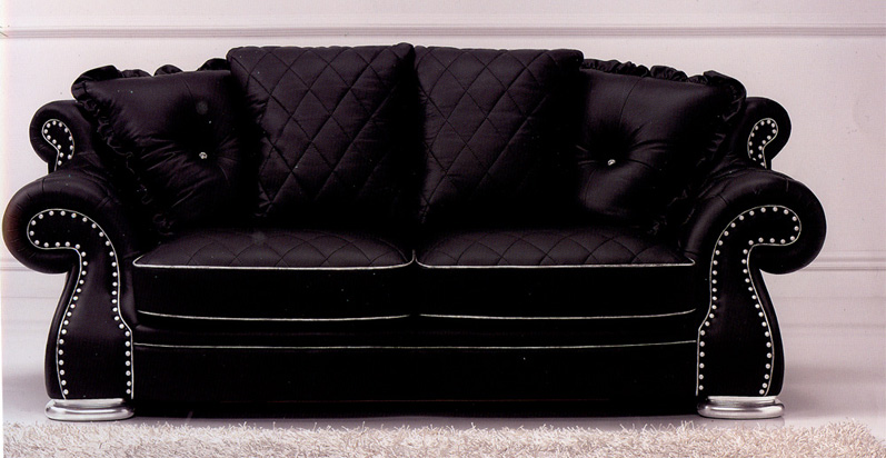 Pendragon Kara Leather Suite amp Sofa EM Italia