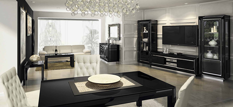 NOTE: ALL ITEMS ARE AVAILABLE IN HIGH GLOSS BLACK OR CREAM COLOUR Part 41
