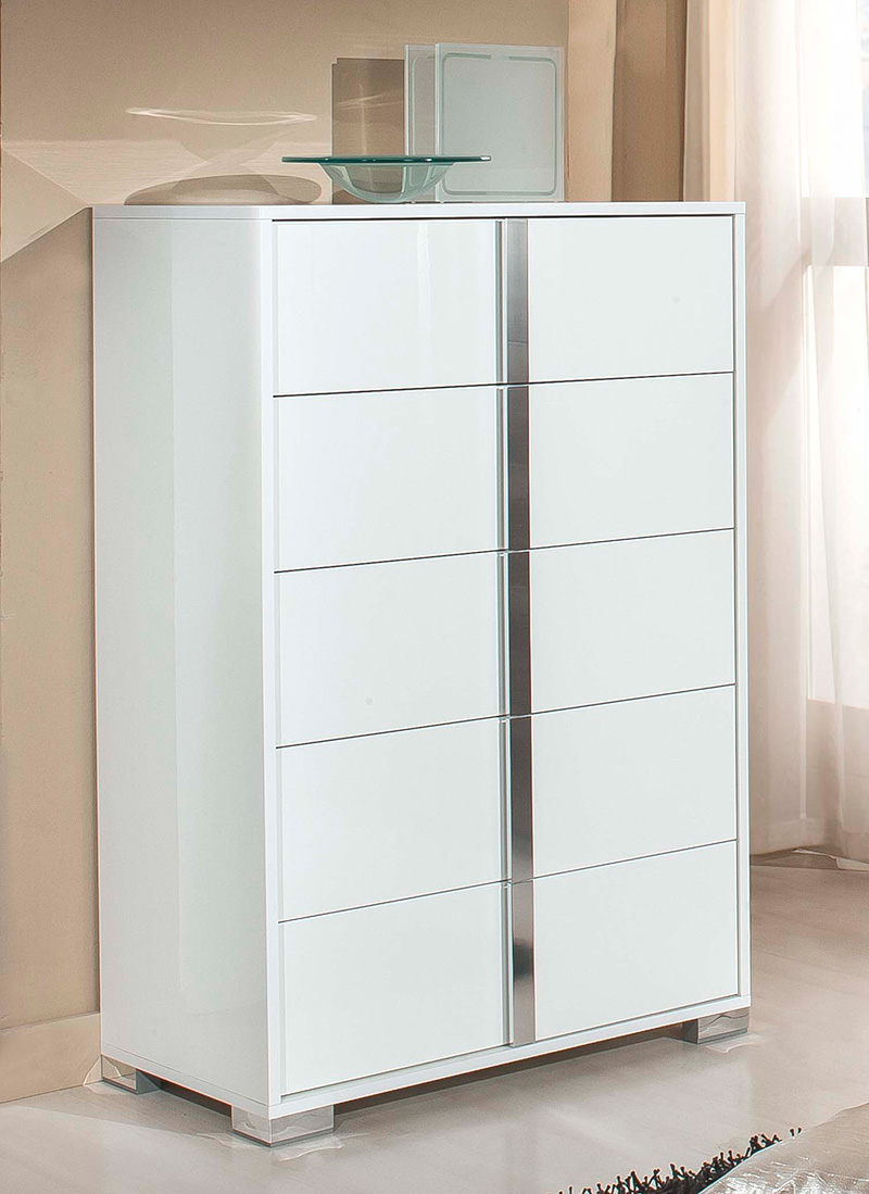 ELite-white-high-gloss-tall-chest-of-drawers