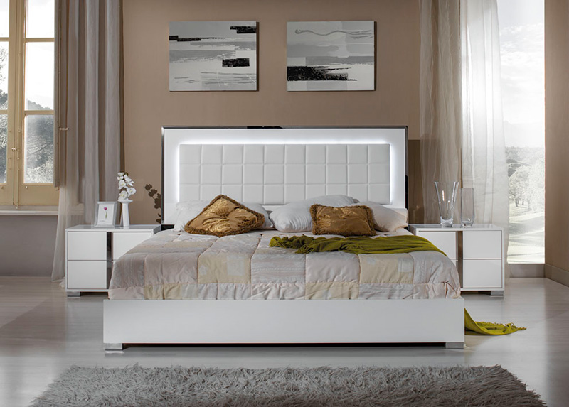 Elite white high gloss bedroom furniture set 3. White high gloss bedroom furniture   White high gloss furniture