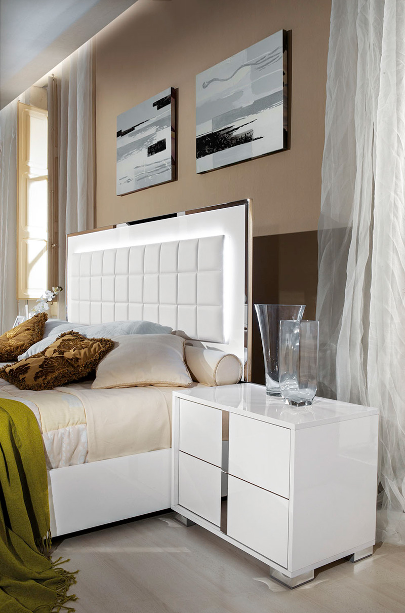 White Gloss Bedroom Furniture Uk