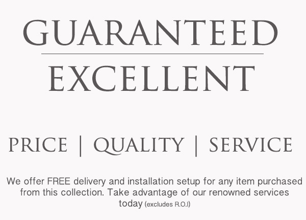 Guaranteed-Excellent