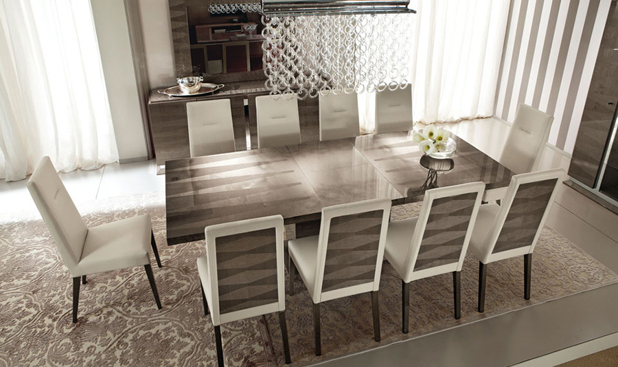 Marlene Dining Furniture Birch Wood Veneer