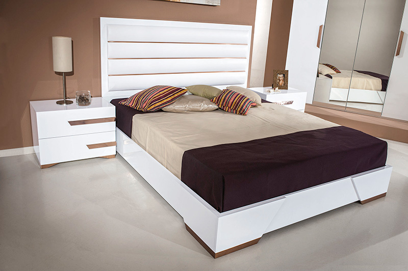 White Gloss Bedroom High Gloss Bedroom Furniture Set