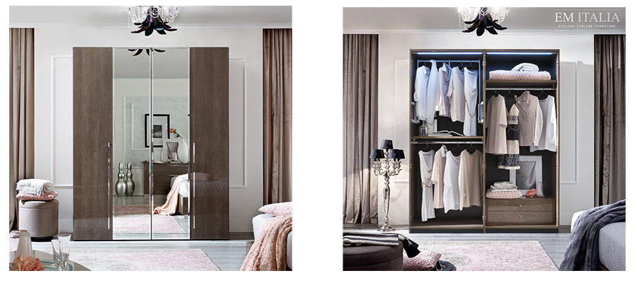 high-gloss-wardrobes