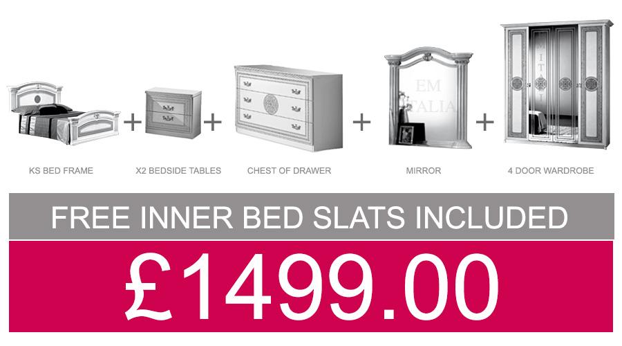 CLassic-Italian-bedroom-set-price