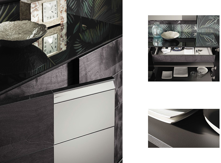 italian-high-gloss-sideboard-dark-velvet