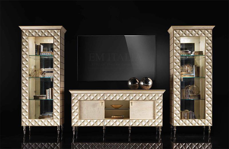 Italian-art-deco-luxury-display-cabinets