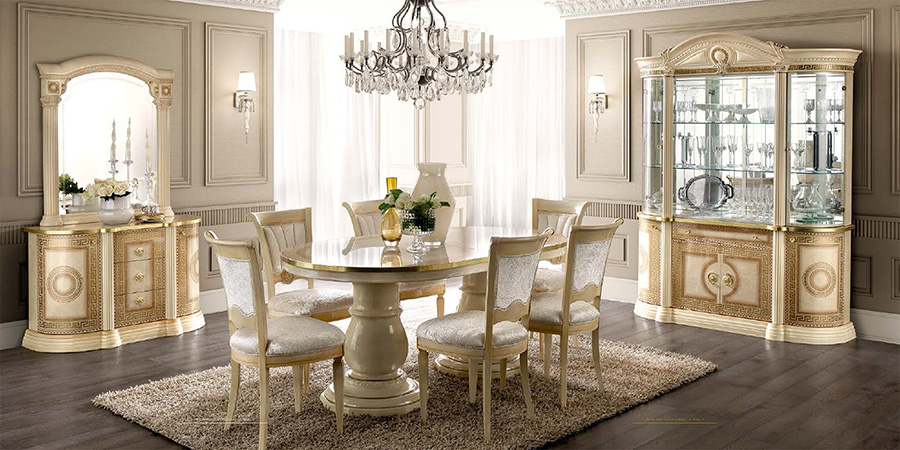 Rose-classic-italian-dining-furniture-set