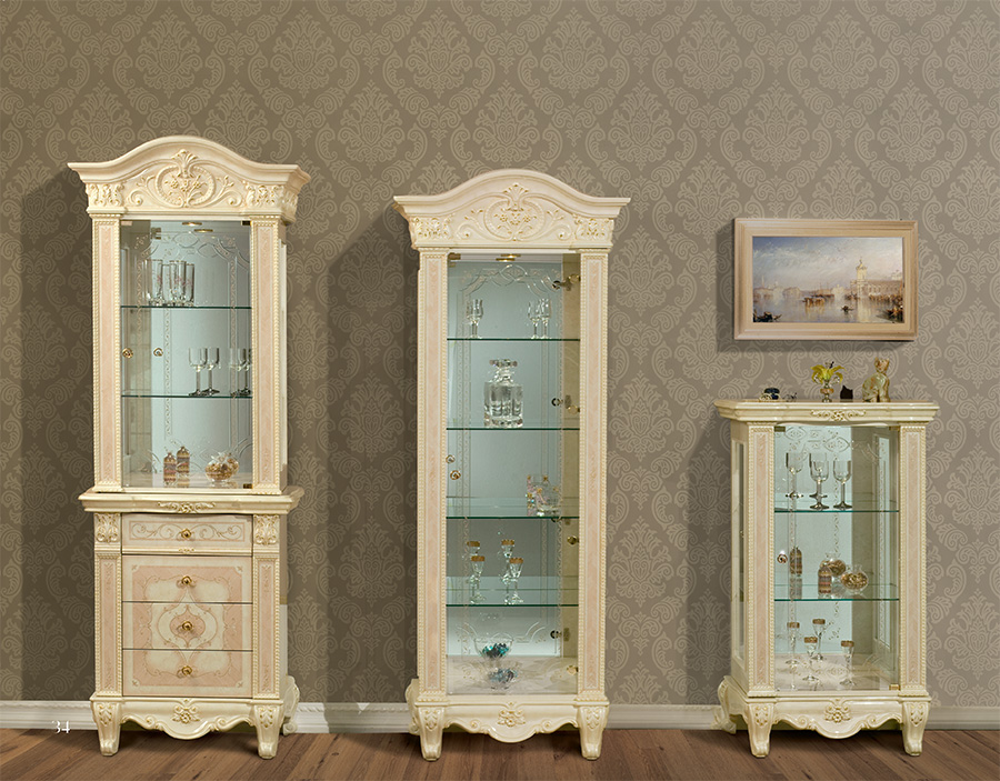 versailles-classic-italian-display-cabinets