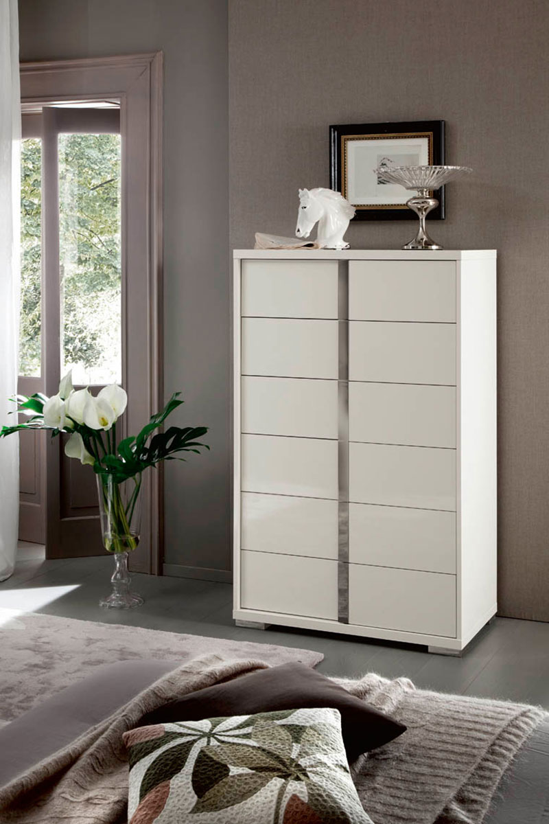white-high-gloss-bedroom-chest-dresser