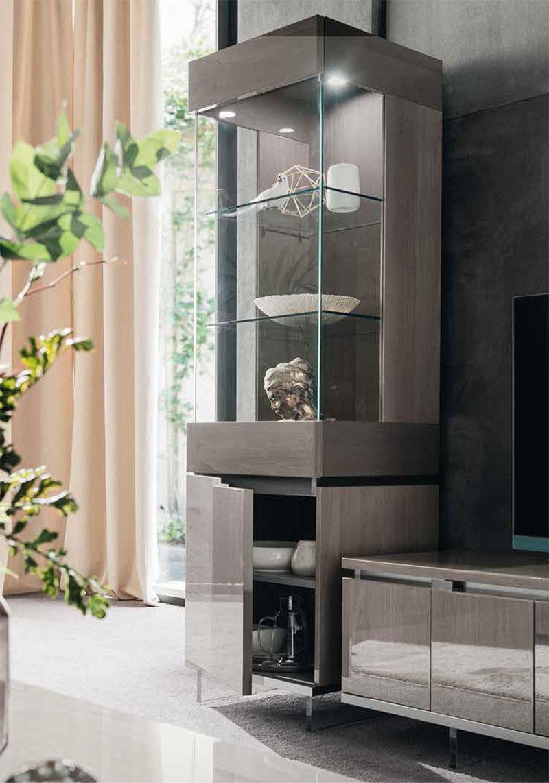 athena-modern-high-gloss-grey-1-door-glass-display-cabinet-unit