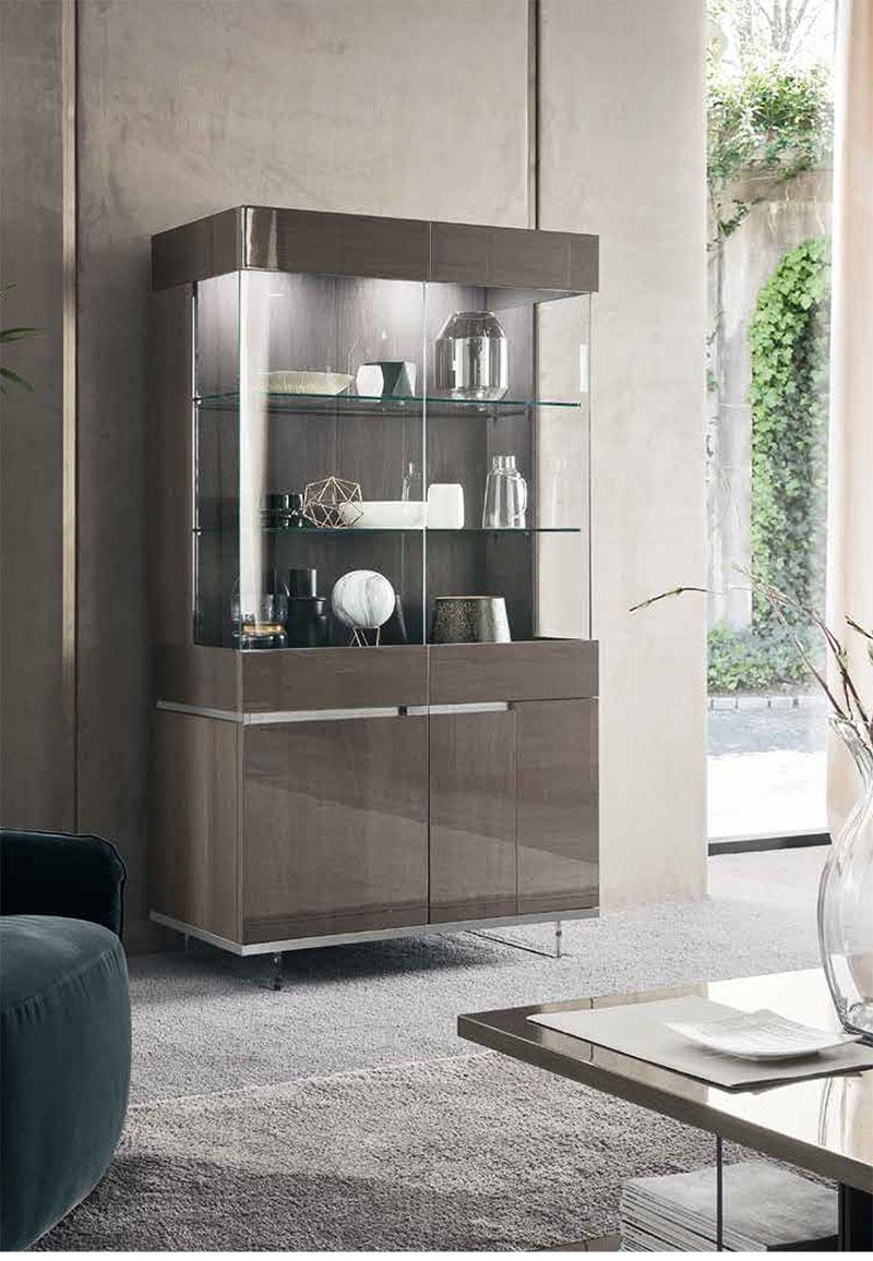 athena-modern-high-gloss-grey-2-door-glass-display-cabinet-unit